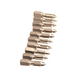"SET 10 BITI CRV IMPACT 1/4"" PZ1X25MM"