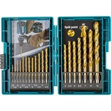 SET 19 BURGHIE HSS-TIN PT METAL 1.5-10MM